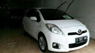 Toyota Yaris Automatic Tahun 2012 Type J
