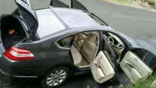 Jual Nissan Teana 2009 2.5CVT Grey Metalic