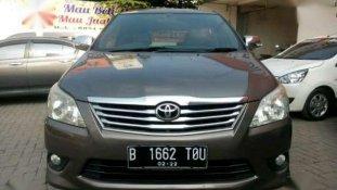 Toyota Innova G 2.0 Matic 2012