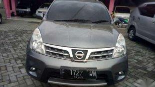 Nissan Grand Livina X-Gear MT Tahun 2012 Manual