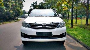 2011 Toyota Fortuner G Harga PAKET KREDIT
