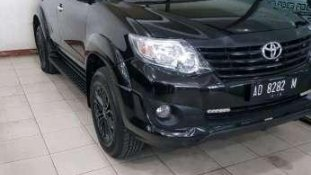 Toyota Fortuner TRD G Luxury 2009