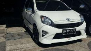 Toyota Agya Automatic Tahun 2013 Type Trd Sportivo
