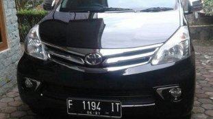 2013 Toyota Avanza All New G