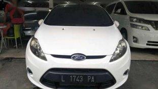 Jual Mobil Ford Fiesta 2012