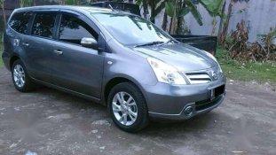 Jual mobil Nissan Grand Livina SV 2012