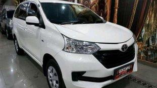 2016 Toyota Grand Avanza E dijual