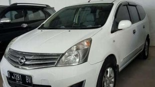 2012 Nissan Grand Livina XV dijual