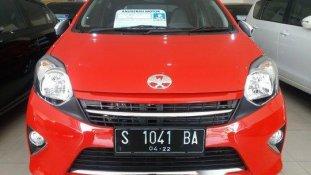 Butuh dana ingin jual Toyota Agya G 2017