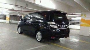 Toyota Vellfire G 2010 Minivan dijual