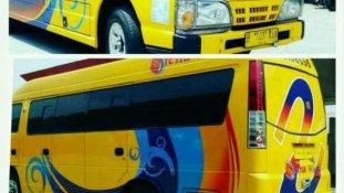 Isuzu Elf 2.8 Minibus Diesel 2014 Minivan dijual