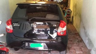 Toyota Etios Valco E 2016 Hatchback dijual