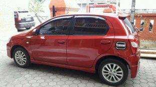 Jual Toyota Etios Valco JX 2016