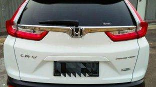 Butuh dana ingin jual Honda CR-V Prestige 2017
