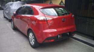 Kia Rio  2012 Hatchback dijual