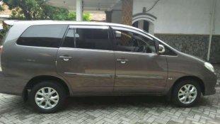 Toyota Kijang 2.4 2010 MPV dijual