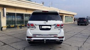 Jual Toyota Fortuner TRD G Luxury 2013