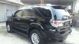 Jual Toyota Fortuner G 2013