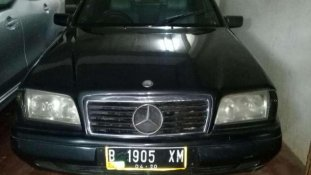 Jual Mercedes-Benz C-Class C 180 1996