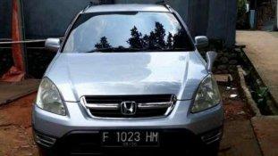 Jual Honda CR-V 2002 termurah