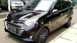Daihatsu Sigra X 2016 MPV dijual