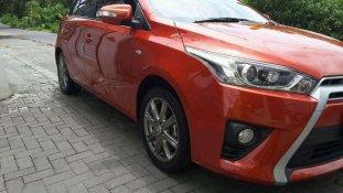 Butuh dana ingin jual Toyota Yaris G 2015