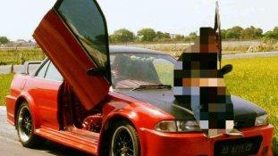 Jual Mitsubishi Lancer Evolution  1993