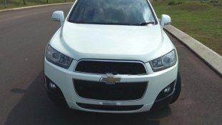 Butuh dana ingin jual Chevrolet Captiva VCDI 2012