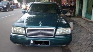 Jual mobil Mercedes-Benz C-Class 1994 DKI Jakarta