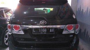 Butuh dana ingin jual Toyota Fortuner G 2012