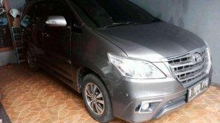 Toyota Kijang Innova V 2015 MPV dijual