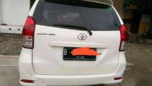 Toyota Avanza E 2012 MPV dijual