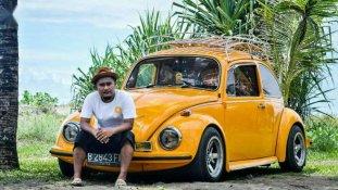Jual Volkswagen Beetle 1969, harga murah