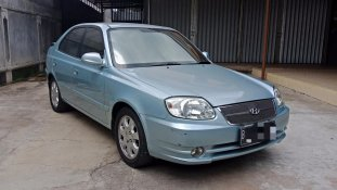 Jual mobil Hyundai Avega 2007 DKI Jakarta