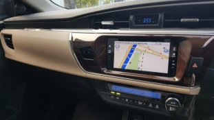 Butuh dana ingin jual Toyota Corolla Altis V 2015