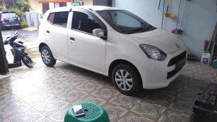 Jual Mobil Daihatsu Ayla D+2016