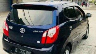 Butuh dana ingin jual Toyota Agya G 2014