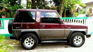 Daihatsu Feroza SE 1995 SUV dijual