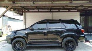 Butuh dana ingin jual Toyota Fortuner G 2009