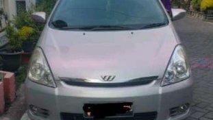 Butuh dana ingin jual Toyota Wish 1.8 MPV 2003