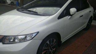 Butuh dana ingin jual Honda Civic 1.8 2014
