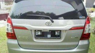 Toyota Kijang Innova 2.0 G 2015 MPV dijual