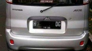 Jual Hyundai Atoz G kualitas bagus