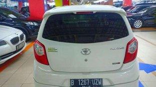 Jual Toyota Agya 2013 kualitas bagus