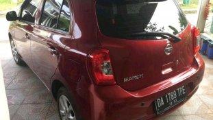 Nissan March 1.2 Manual 2017 Hatchback dijual