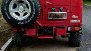 Toyota Hardtop  1982 SUV dijual
