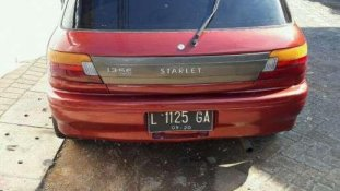 Butuh dana ingin jual Toyota Starlet 1.3 SEG 1991