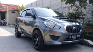 Butuh dana ingin jual Datsun GO+ Panca 2014