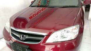Butuh dana ingin jual Honda Civic VTi 2004