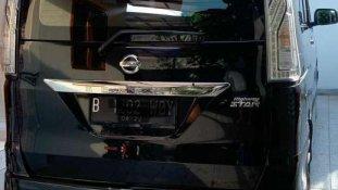 Jual Nissan Serena Highway Star 2017